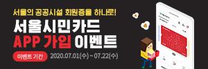 서울시민카드 300 100